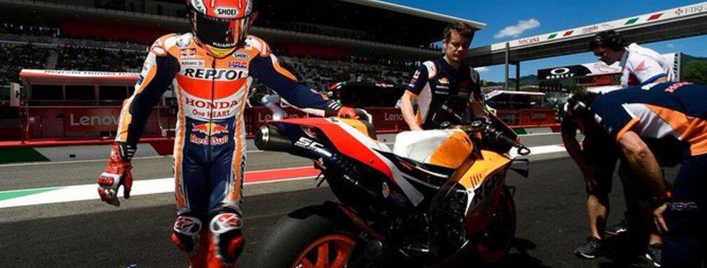 Giacomo Agostini ha ensalzado la carrera de Marc Márquez y ha asegurado que su hermano Álex es el mejor compañero que puede encontrar el ocho veces campeón