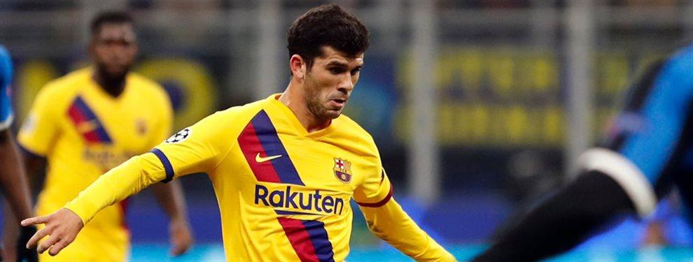 Ernesto Valverde quiere deshacerse de Jean-Clair Todibo, como lo ha hecho de Carles Aleñá