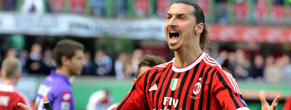 El Milan confirmó en sus redes sociales el regreso de Zlatan Ibrahimovic a la institución.