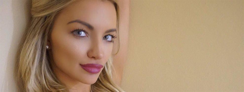 Lindsey Pelas es de esas modelos que cuenta con potencia delantera indescifrable.