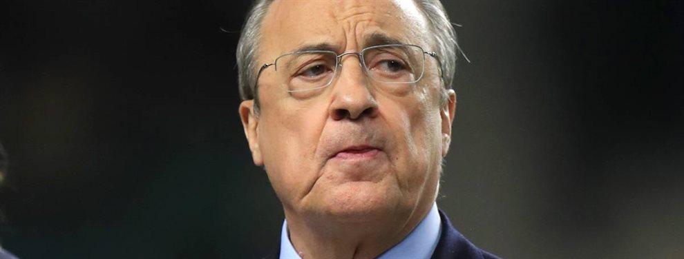 Florentino Pérez ha perdido terreno en el mercado por las restricciones de la FIFA y el crecimiento económico de otros equipos.