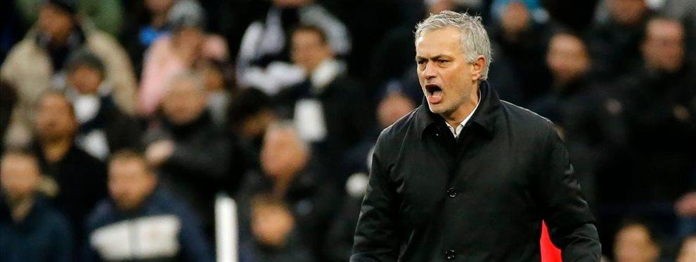 José Mourinho es un técnico que procesa mucho fútbol, durante el tiempo que estuvo alejado de los terrenos de juego, se dedicó a analizar jugadores.