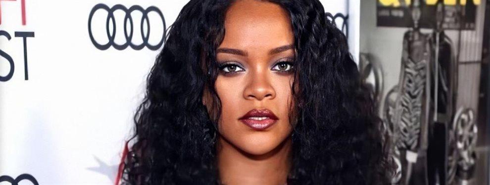 Rihanna sigue siendo, pese a no haber sacado disco este año, la cantante mejor pagada del mundo. En Instagram podemos verla y disfrutarla. Una locura total