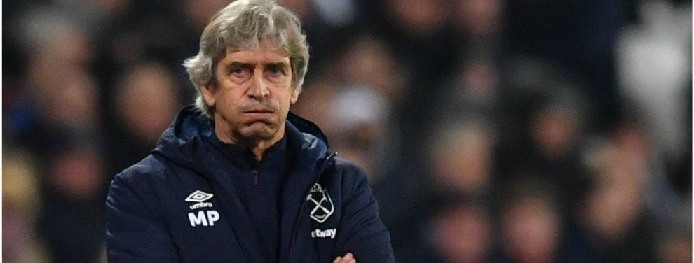 El técnico del club londinense ha sido despedido a las primeras de cambio y le ha pillado por sorpresa. No ha tenido tiempo de adaptarse a la ciudad.....