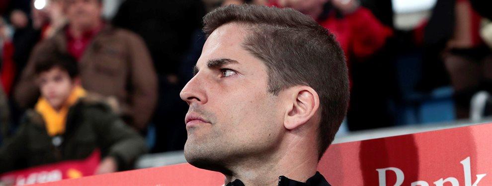 El entrenador llega a la liga francesa para ser el primer entrenador de un club. Firma hasta 2022 y asume un reto para el que se siente más que preparado