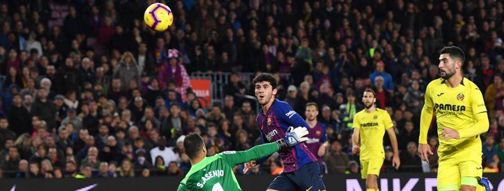 El canterano parecía que se quedaría el resto de temporada en el Fútbol Club Barcelona pero finalmente saldrá para sumar más minutos en Primera División