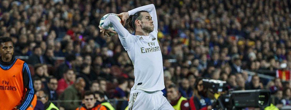 El Tottenham de José Mourinho planea una oferta de 25 millones más Eriksen por Bale