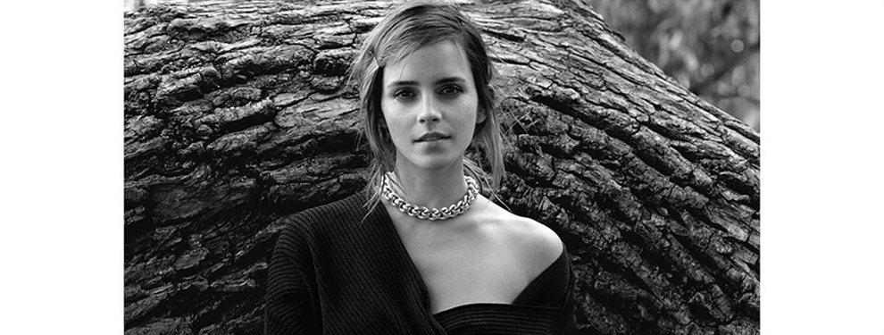 Emma Watson se dio la vuelta y dejó a la vista eso ¡La foto revoluciona las redes y vuelve a situar a la parisina en el top de actrices de Hollywood