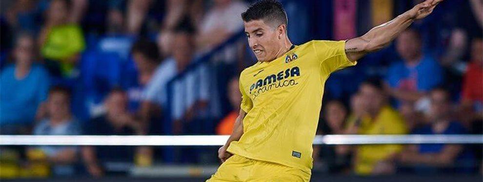 Santiago Cáseres es pretendido por Juan Román Riquelme para reforzar a Boca en 2020.