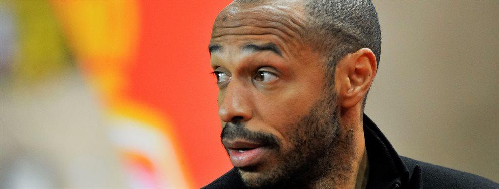 Thierry Herny es una de las alternativas que contempla la dirigencia del Barcelona para el cargo de entrenador.