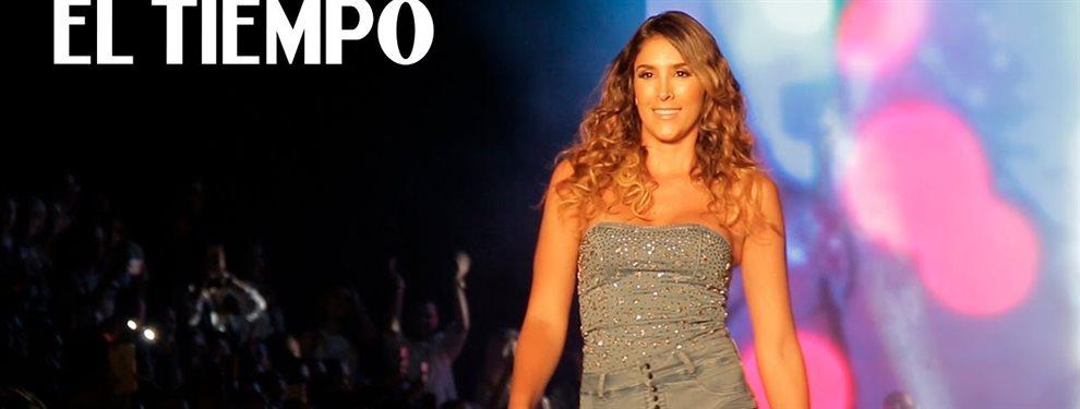 Daniela Ospina se encuentra disfrutando de unos días en Oporto junto a su novio, Harold Jiménez