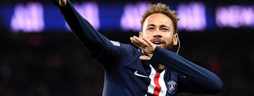El Barça ya le ha dicho a Neymar Junior que es lo que debe hacer para regresar al Camp Nou