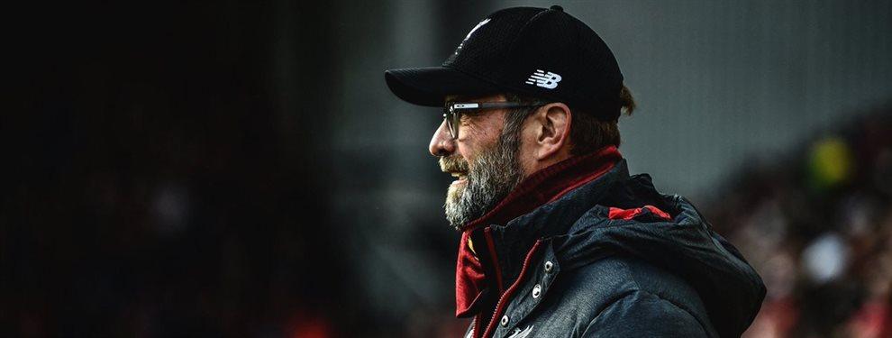 Jurgen Klopp accede a las sorprendentes pretensiones de una de sus estrellas y le deja ir en este mercado de invierno ¡El Real Madrid se pone al acecho!