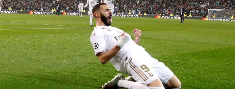 Mariano Díaz ha sorprendido a todos en el Real Madrid negándose a cambiar de aires