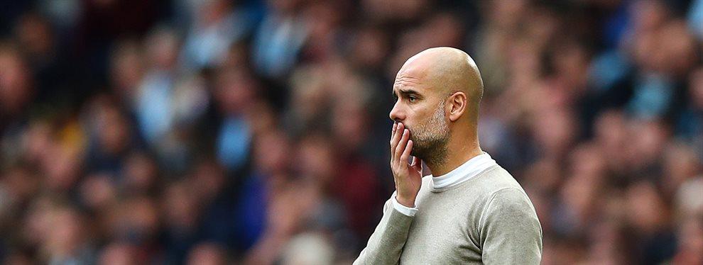 Pep Guardiola vive una situación más que delicada en Manchester. Cada vez está más solo y tiene menos apoyos por parte de la gente y sus ayudantes.