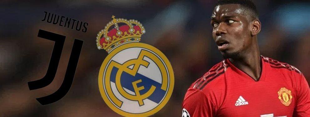 Pogba rompe relaciones oficialmente con el Manchester United y ahora centra sus esfuerzos en escoger equipo y en lograr que el United negocie su salida...