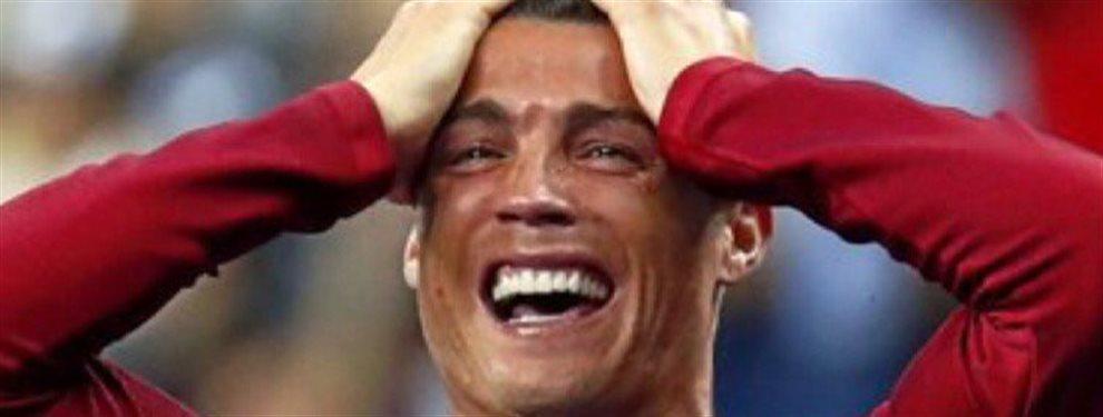 Cristiano Ronaldo no es feliz en Turín y Jorge Mendes lo sabe. Por eso se ha puesto manos a la obra y le está buscando equipo. Vas a alucinar cual será