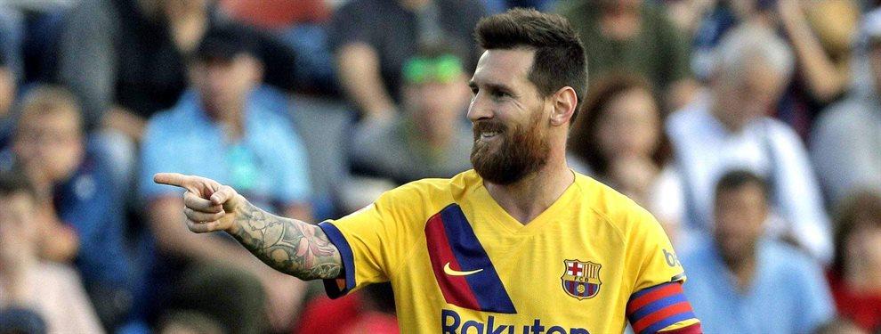 Leo Messi no está muy satisfecho con Neymar Junior y puede vetar su llegada al Barça