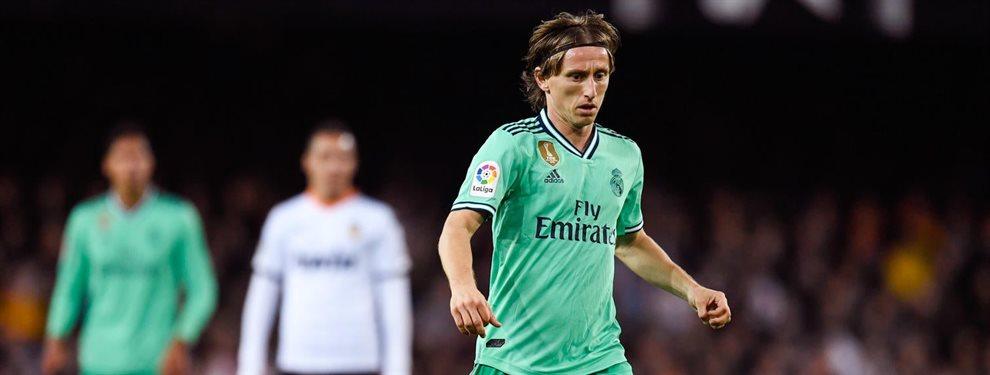 Luka Modric saldrá del Real Madrid a final de temporada y su recambio puede ser James Maddison