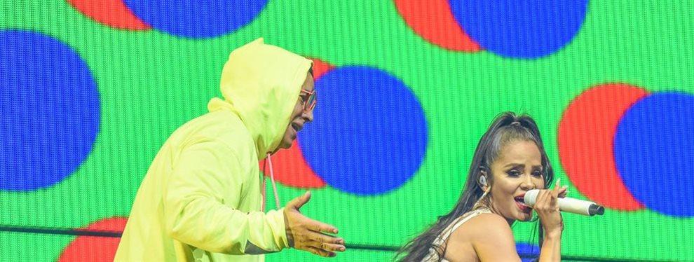 Natti Natasha y Daddy Yankee levantan las sospechas después de esta barbaridad que les pillaron haciendo ¡Lo mueve mejor que Shakira y él está hipnotizado!