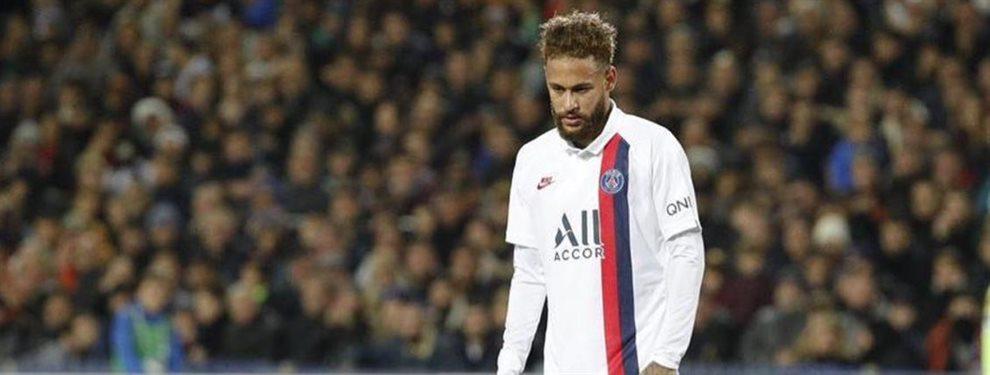 ¡Es el nuevo Neymar!: Florentino Pérez se la lía al Barça