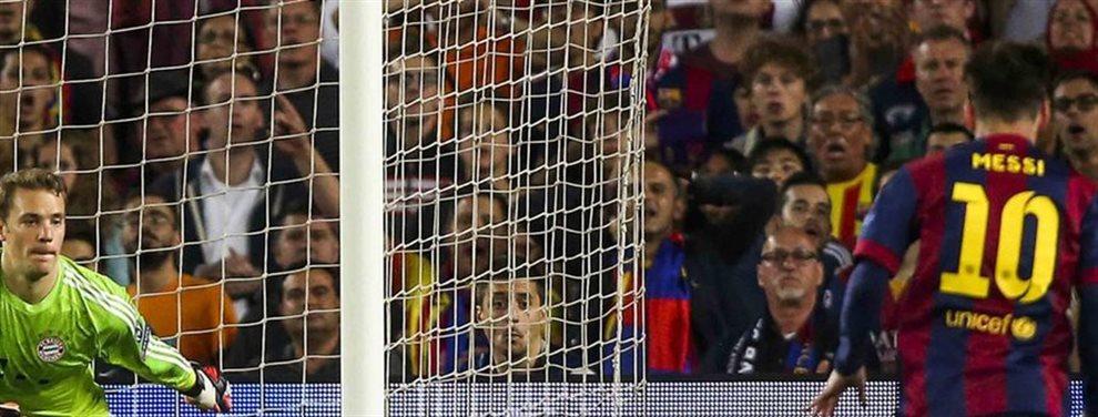 Mikel Arteta piensa en Leo Messi. Y piensa en él y demuestra que tiene en cuenta todo. Y es que el técnico Gunner quiere reforzar al equipo bien