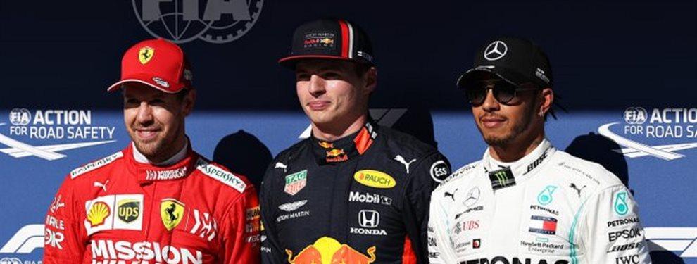 La trama 2021 está lista: la F1 se prepara para el Mundial más espectacular