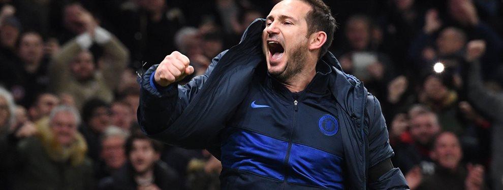 El Chelsea está muy cerca de cerrar el fichaje de Moussa Dembele, ariete francés del Olympique de Lyon, por una cantidad que ronda los 50 millones de euros