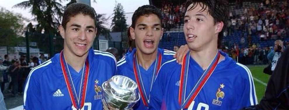 Hatem Ben Arfa está a punto de convertirse en nuevo jugador del Almería, donde llegaría siendo uno de los fichajes más extraños de los últimos tiempos
