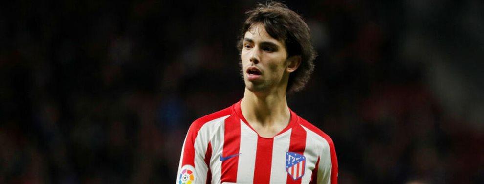 El jugador del Atlético de Madrid, Joao Félix, da muestras por primera vez de serias dudas con su futuro, al menos hasta no asegurarse de lo siguiente....