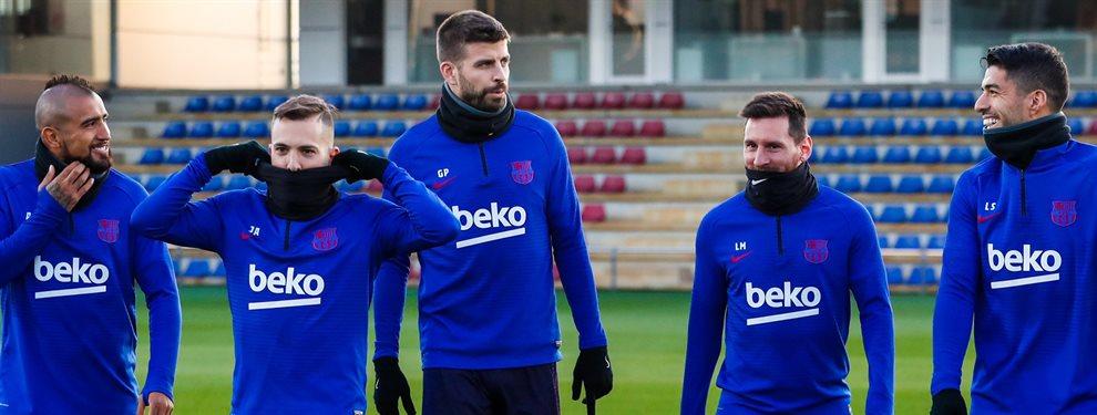 El Barça se ha interesado en la llegada de Georginio Wijnaldum desde el Liverpool