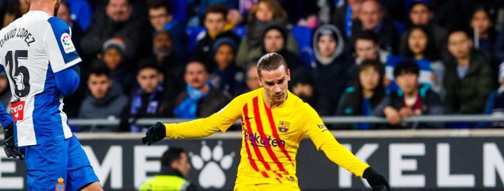 ¡No nos lo podemos creer! Antoine Griezmann guarda un secreto sobre Leo Messi que le está perjudicando a él y al FC Barcelona ¡El socio culé cabreado!