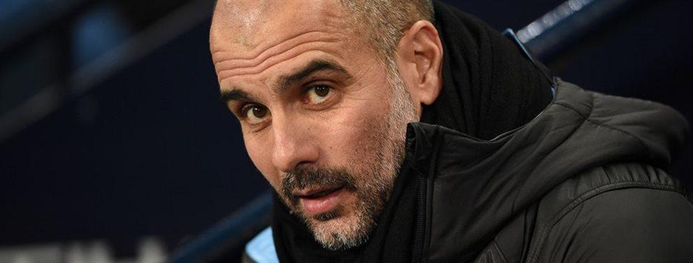 ¡La que has liado, Pep! El entrenador del Manchester City ha hecho esto que ha enfurecido a todos los hinchas de Manchester ¡Ojo a lo que dice!