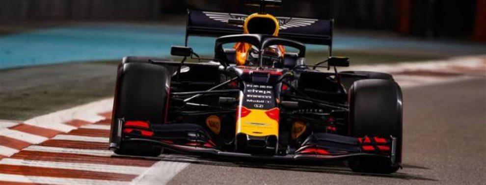 Max Verstappen sabe que su vida en la Fórmula pasa por ser Campeón del Mundo, por eso ha confiado en Red Bull y ha firmado el contrato de su vida con ellos