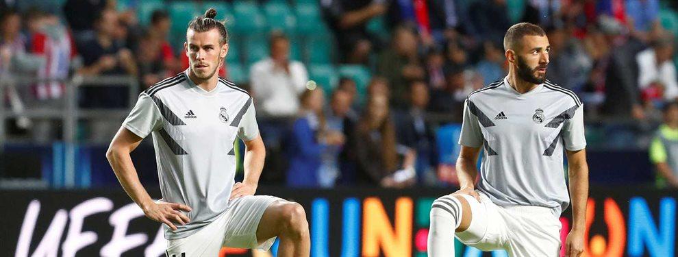 El Real Madrid le ha puesto precio a Gareth Bale: 60 millones de euros, lo que ha sorprendido