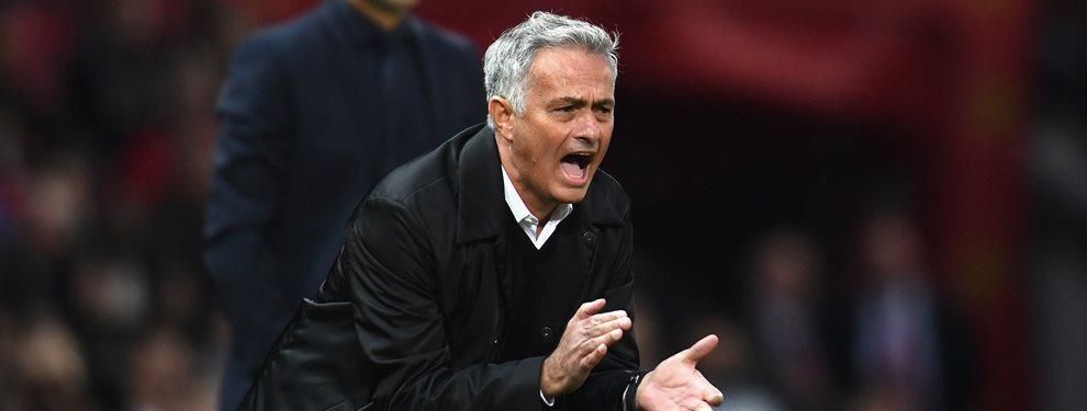 El Tottenham de José Mourinho está delante del Real Madrid en la carrera por Milan Skriniar