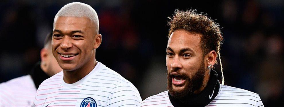 El Real Madrid quiere fichar a Mauro Icardi, del Inter de Milán, cedido al PSG de Neymar