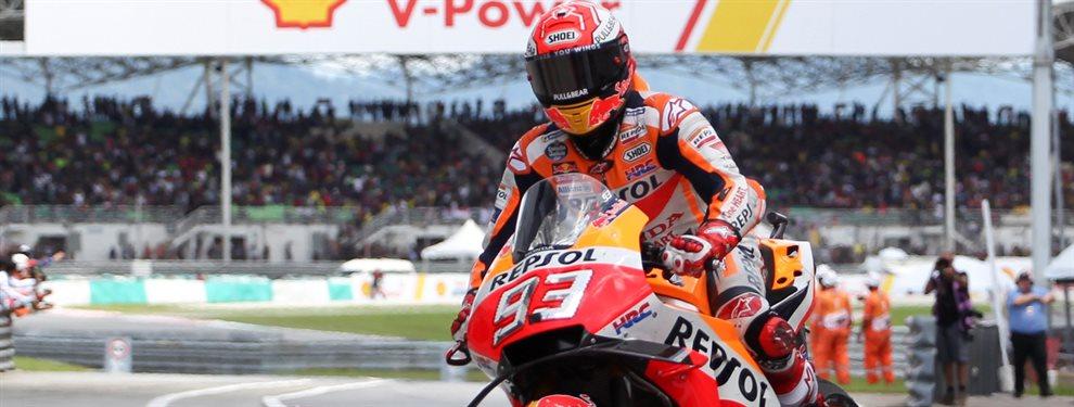 ¡Qué rápido pasa el tiempo y ya está aquí Moto GP! Sepang tendrá duelo de hermanos Márquez y varias sorpresas de campenato ¡Puede haber varias retiradas!