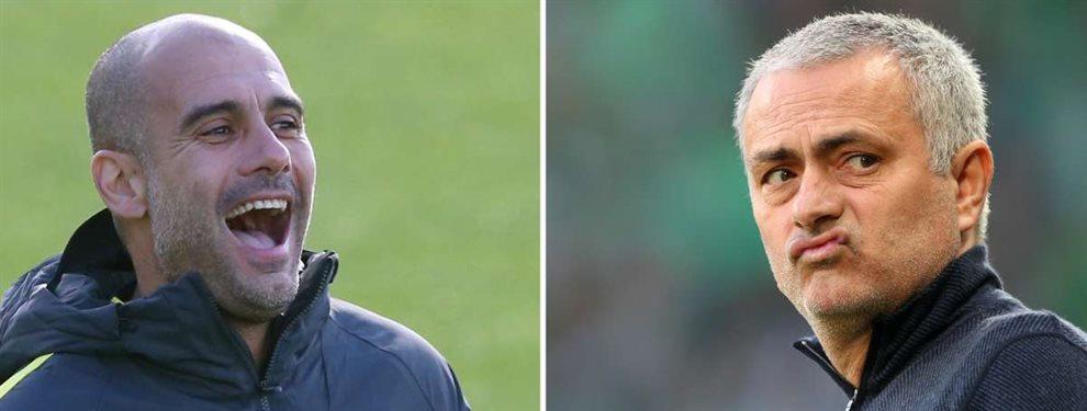 Tanto Tottenham como Manchester City se han interesado en Samuel Umtiti, teniendo Pep Guardiola la ventaja
