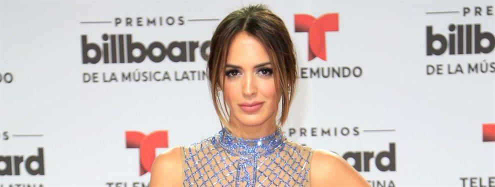 Shannon de Lima y James Rodríguez aparecieron juntos, en el cumpleaños de la venezolana, cantando