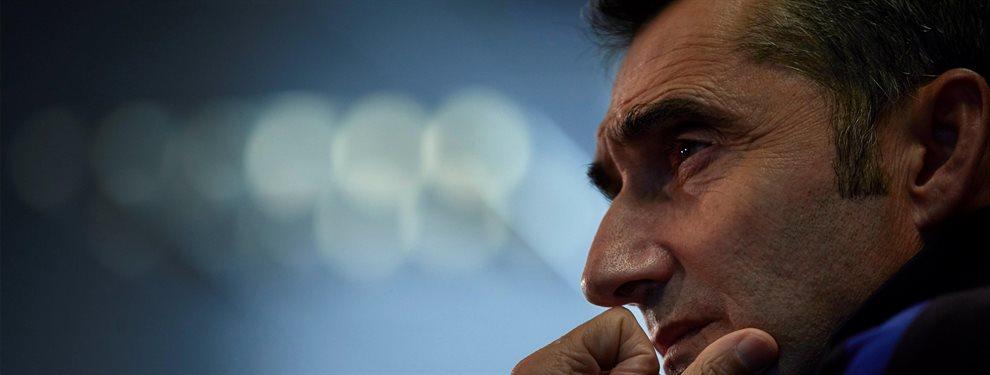 Ernesto Valverde tiene las horas contadas como entrenador del Barcelona. Esto es lo que opinan muchos en Arabia. No le quieren ver más sentado allí
