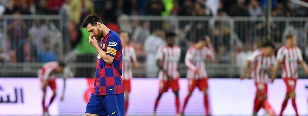 Leo Messi estalla frente a sus compañeros y les dice esto ¡Está harto y señala a los culpables de la derrota ante el Atlético! ¡Ya vuelven los fantasmas!