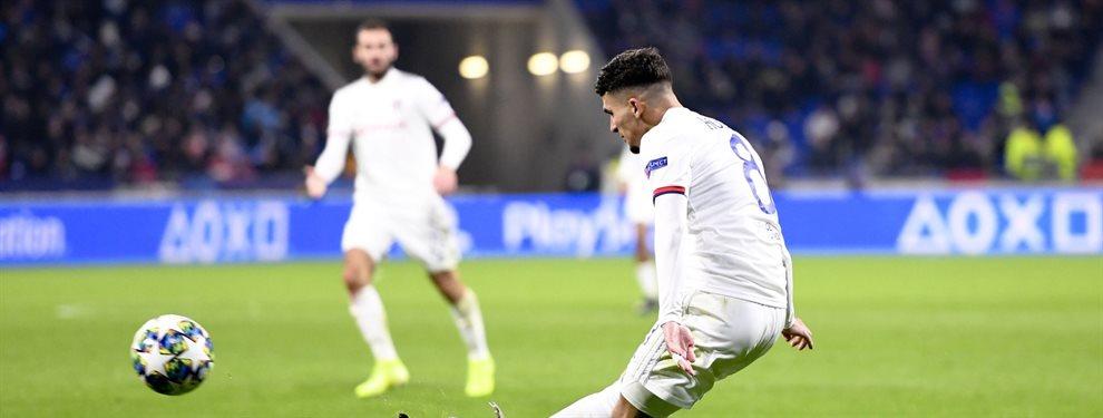 El Inter de Milán de Antonio Conte se ha adelantado al Real Madrid por Christian Eriksen