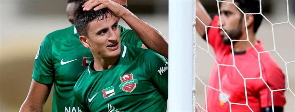 Mauro Díaz podría convertirse en nuevo futbolista de Estudiantes en los próximos días.