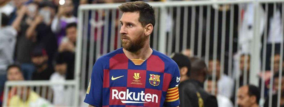 Las razones que han cabreado a Messi y que han hecho saltar las alarmas del Fútbol Club Barcelona. Se avecina crisis y de las gordas con el argentino...