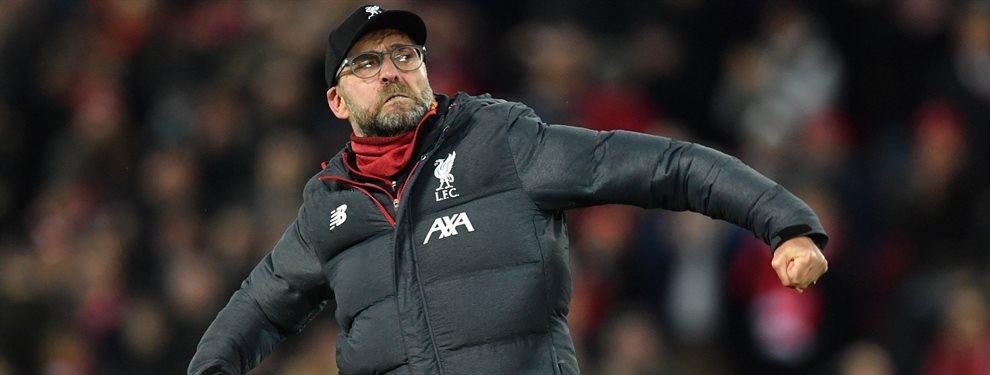 El Liverpool de Klopp va camino de batir la mejor racha de imbatibilidad de la historia tras encadenar más de un año natural sin perder ningún partido