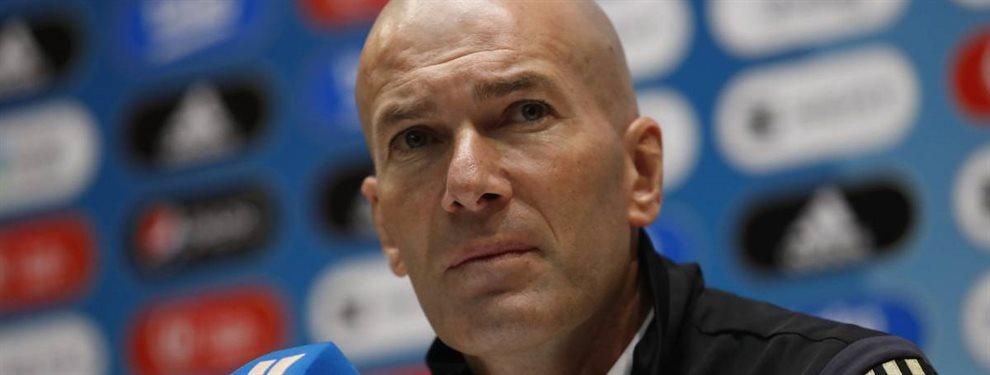 Zinedine Zidane está superando con buena nota todos los desafíos para devolverle al Real Madrid el estatus de favorito en el fútbol europeo.