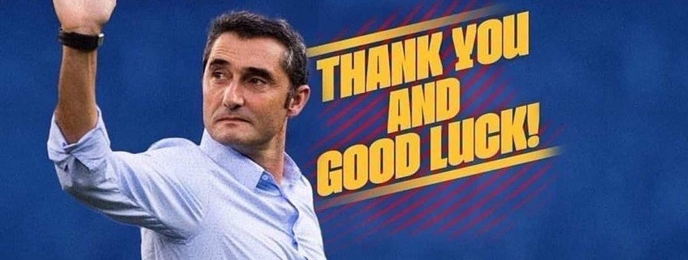 Jospe Maria Bartomeu y Eric Abidal les sale mal la jugada, ahondan en la crisis del Barça y ahora se quedan sin entrenador ¡el Barcelona bajo mínimos!