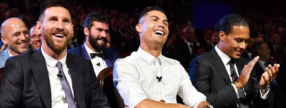 El Inter de Miami de David Beckham quiere reunir a Cristiano Ronaldo y Leo Messi