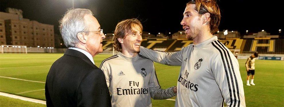 ¡Se ha cansado de esperar a Zinedine Zidane y se va! Firmará en los próximos días y no irá al Madrid ¡A los blancos se le escapa el recambio de Modric!